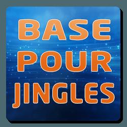 Fichier audio pré-monté sous forme de base pour créé vos jingles en un clique, collez juste votre voix off dessus