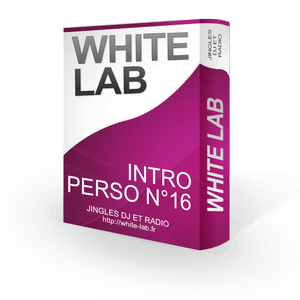 intro personnalisable 16