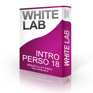 INTRO PERSONNALISABLE 18