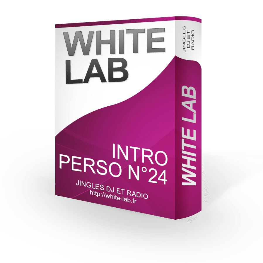 intro personnalisable 24