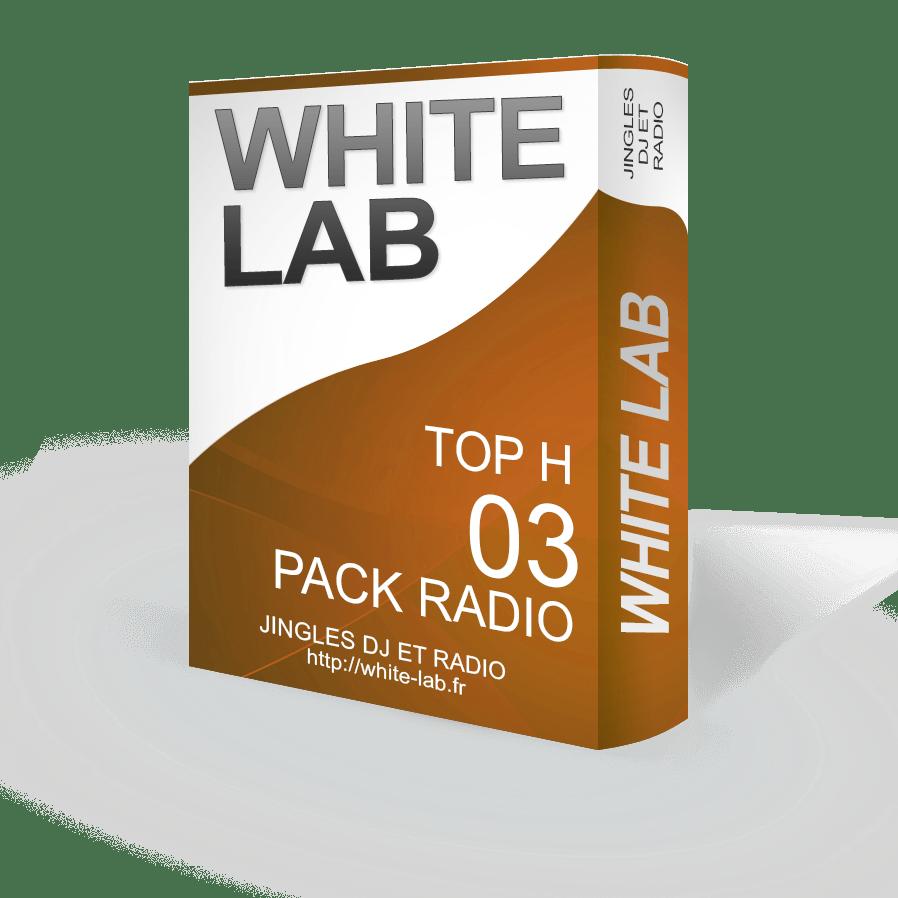pack radio top horaire