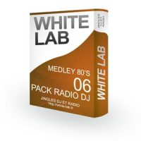 pack radio medley 80