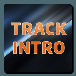 Les intros sont des petits mix souvent avec les nom de l'artiste à placer et mixer avant la musique